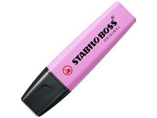 Markeerstift STABILO Boss Original 70/158 pastel fris fuchsia