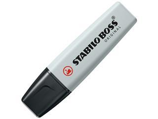 Markeerstift Stabilo Boss 70/194 pastel mistig gs