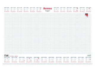 BUREAU-ONDERLEGBLOK 2020 QUANTORE 60X40CM