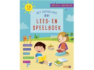 AVI Lees- en speelboek AVI 3-4 . AVI M4-E4