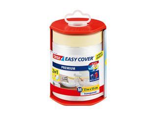 Afdekfolie Tesa 59177 easy cover dispenser 55cmx33m
