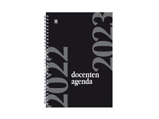 Agenda 2021-2022 Ryam docenten spiraal A4 zwart