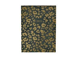 Agenda 2022 leopard green