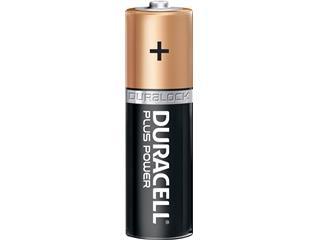 BATTERIJ DURACELL AA PLUS POWER 50% ALKALINE