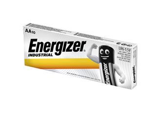 BATTERIJ ENERGIZER INDUSTRIAL AA ALKALINE