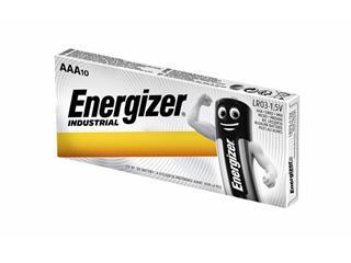 BATTERIJ ENERGIZER INDUSTRIAL AAA ALKALINE