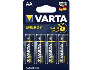 Batterij Varta energy 4xAA