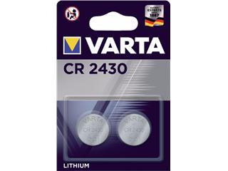 Batterij Varta knoopcel CR2430 lithium blister à 2stuk