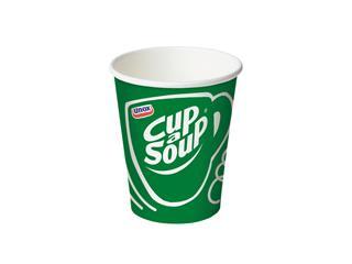 BEKER CUP A SOUP KARTON 1000 STUKS