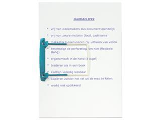 Bundelmechaniek JalemaClipex petrol