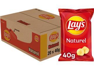 Chips Lay's Naturel 40gr