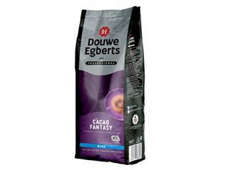 Chocomel Douwe Egberts fantasy blue melk 1kg