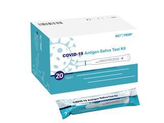 Corona sneltest pen Saliva doos à 20 stuks