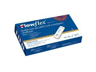 Corona zelftest Flowflex