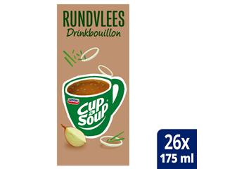 CUP A SOUP HELDERE BOUILLON RUNDERBOUILLON