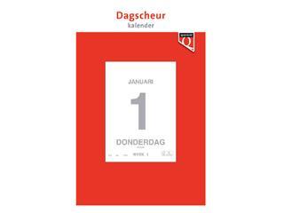 DAGSCHEURKALENDER 2021 QUANTORE 12X17CM