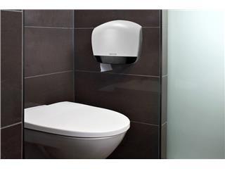 Dispenser Katrin 90069 toiletpapier Gigant S wit