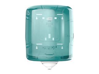 Dispenser Tork M4 Reflex 473180 centrefeed turquoise