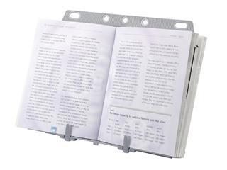 Documentenhouder Fellowes booklift zilvergrijs