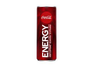 FRISDRANK COCA COLA ENERGY BLIK 0.25L
