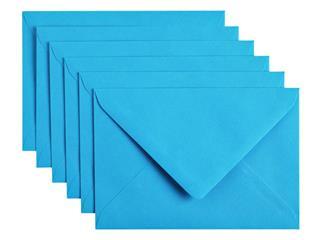 Envelop Papicolor C6 114x162mm Hemelsblauw