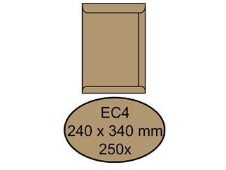 ENVELOP QUANTORE AKTE EC4 240X340 100GR BRUINKRAFT
