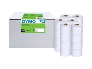 Etiket Dymo 13187 labelwriter 36x89mm 6240stuks