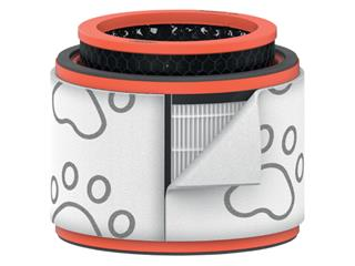 Filter Hepa huisdieren voor Leitz TruSens Z-2000