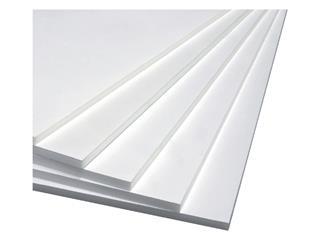 Foamboard A4 2-zijdig 5mm wit