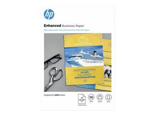 Fotopapier laser HP CG965A 150gr A4 glans wit 150vel