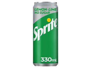 Frisdrank Sprite blikje 0.33l