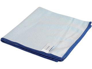 Glasdoek blauw 40x40cm