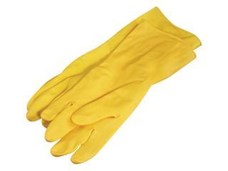 Huishoudhandschoen Felicia geel medium