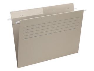 Hangmap Moberta folio venster links grijs