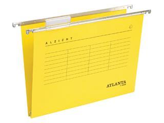 Hangmap Alzicht folio U-bodem geel