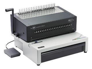 Inbindmachine GBC Combbind C800pro 21-gaats