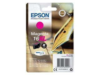 Inktcartridge Epson 16XL T1633 rood HC