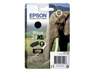 Inktcartridge Epson 24XL T2431 zwart HC