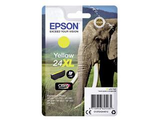 Inktcartridge Epson 24XL T2434 geel HC
