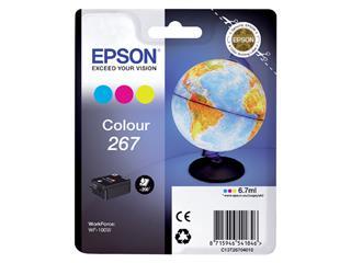 Inktcartridge Epson 267 T2670 3 kleuren