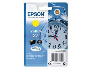 Inktcartridge Epson 27 T2704 geel