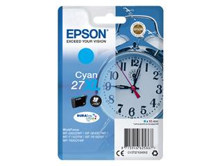 Inktcartridge Epson 27XL T2712 blauw HC