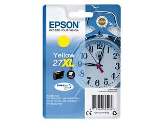 Inktcartridge Epson 27XL T2714 geel HC