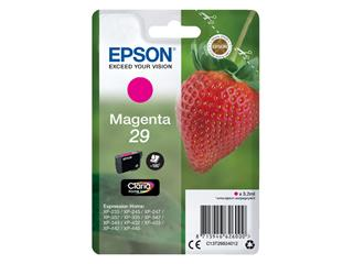Inktcartridge Epson 29 T2983 rood