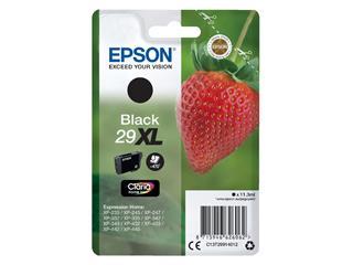 Inktcartridge Epson 29XL T2991 zwart HC