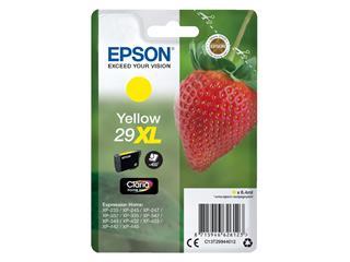 Inktcartridge Epson 29XL T2994 geel HC