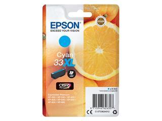 Inktcartridge Epson 33XL T3362 blauw HC