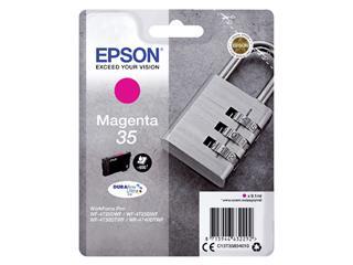 Inktcartridge Epson 35 T3583 rood