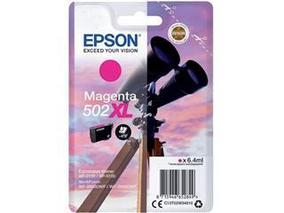 Inktcartridge Epson 502XL T02W3 rood HC