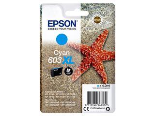 Inktcartridge Epson 603XL T03A2 blauw